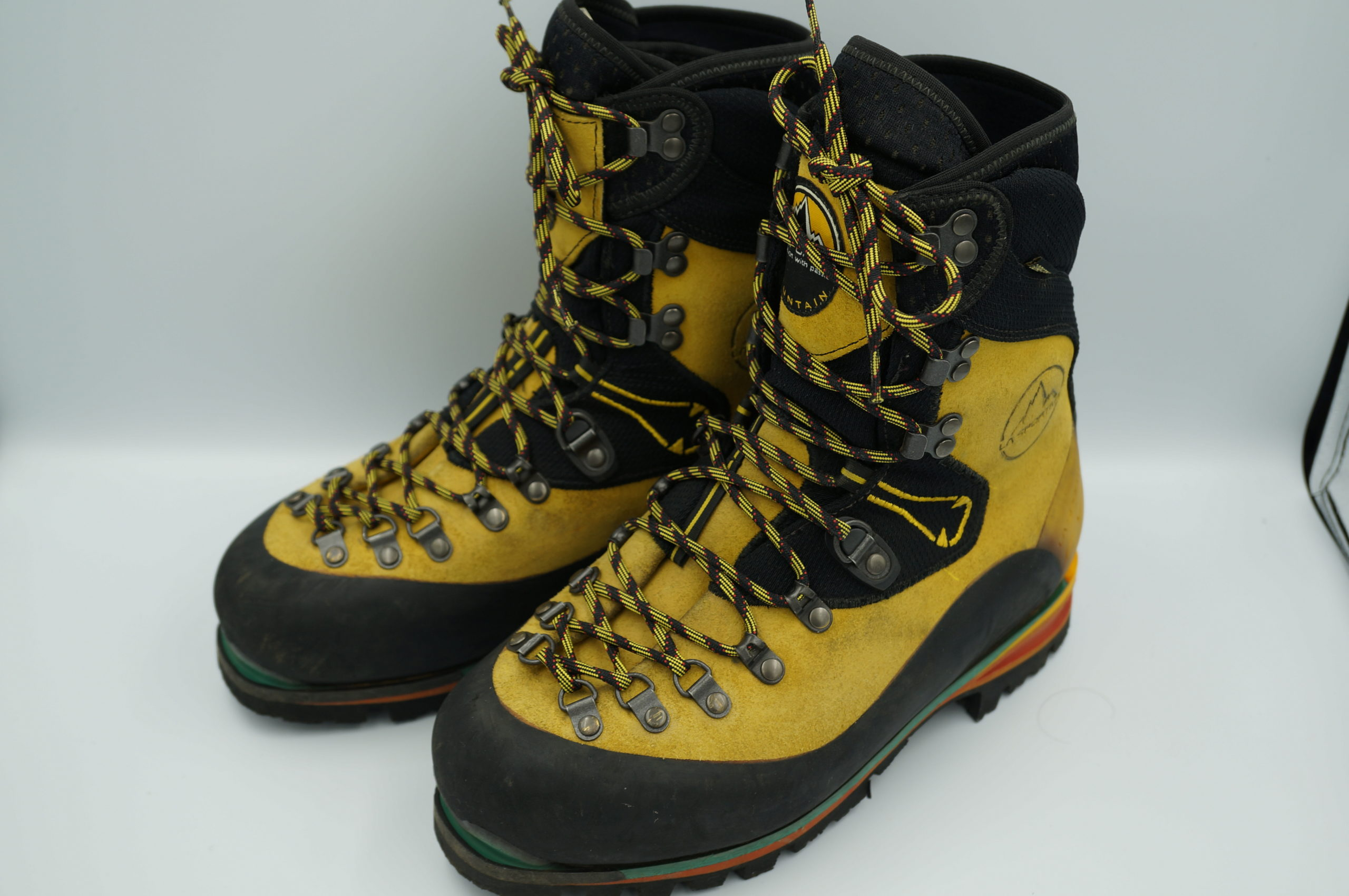 登山靴について